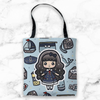 NAUTICAL LOLITA TOTE BAG - MR034