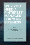 Why You Need To Hire A Pinterest Account Manager