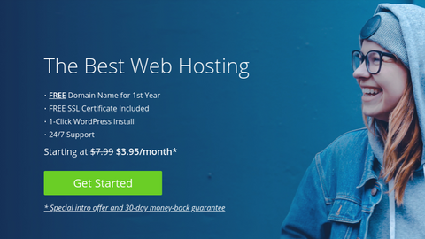 bluehost affilliate