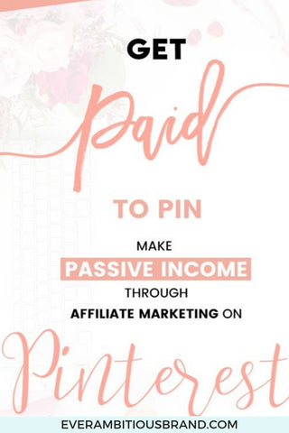 Get Paid to Pin on Pinterest