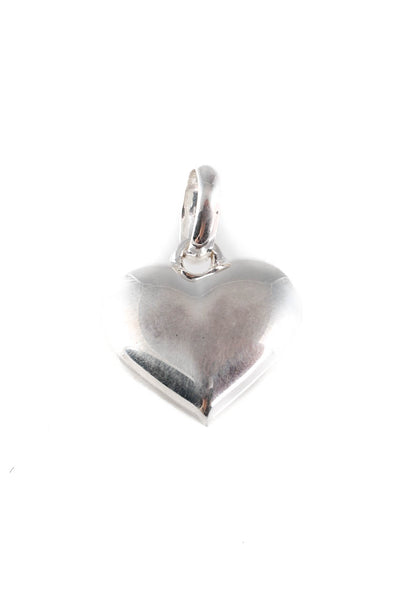 Links of London Womens Sterling Silver Birthday Heart Charm Keepsake Pendant
