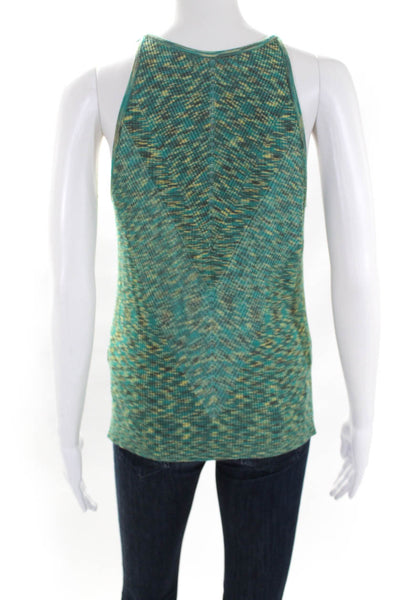 Anthropologie Womens Gemma Kyla Tank Tops Green Size Extra Small Petite Lot 2