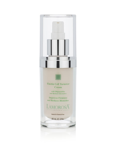 Elastin Cell Turnover Cream - LamorosA Natural Skin Care