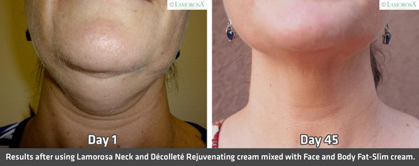 Neck & Decollete Rejuvenating Cream - LamorosA Natural Skin Care