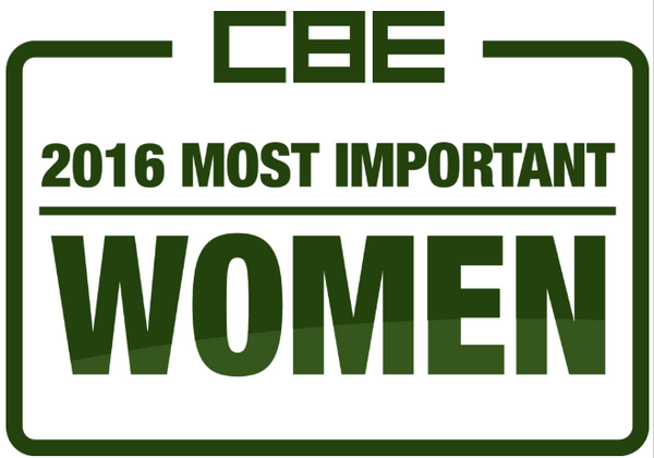 CBE Most Impt Women