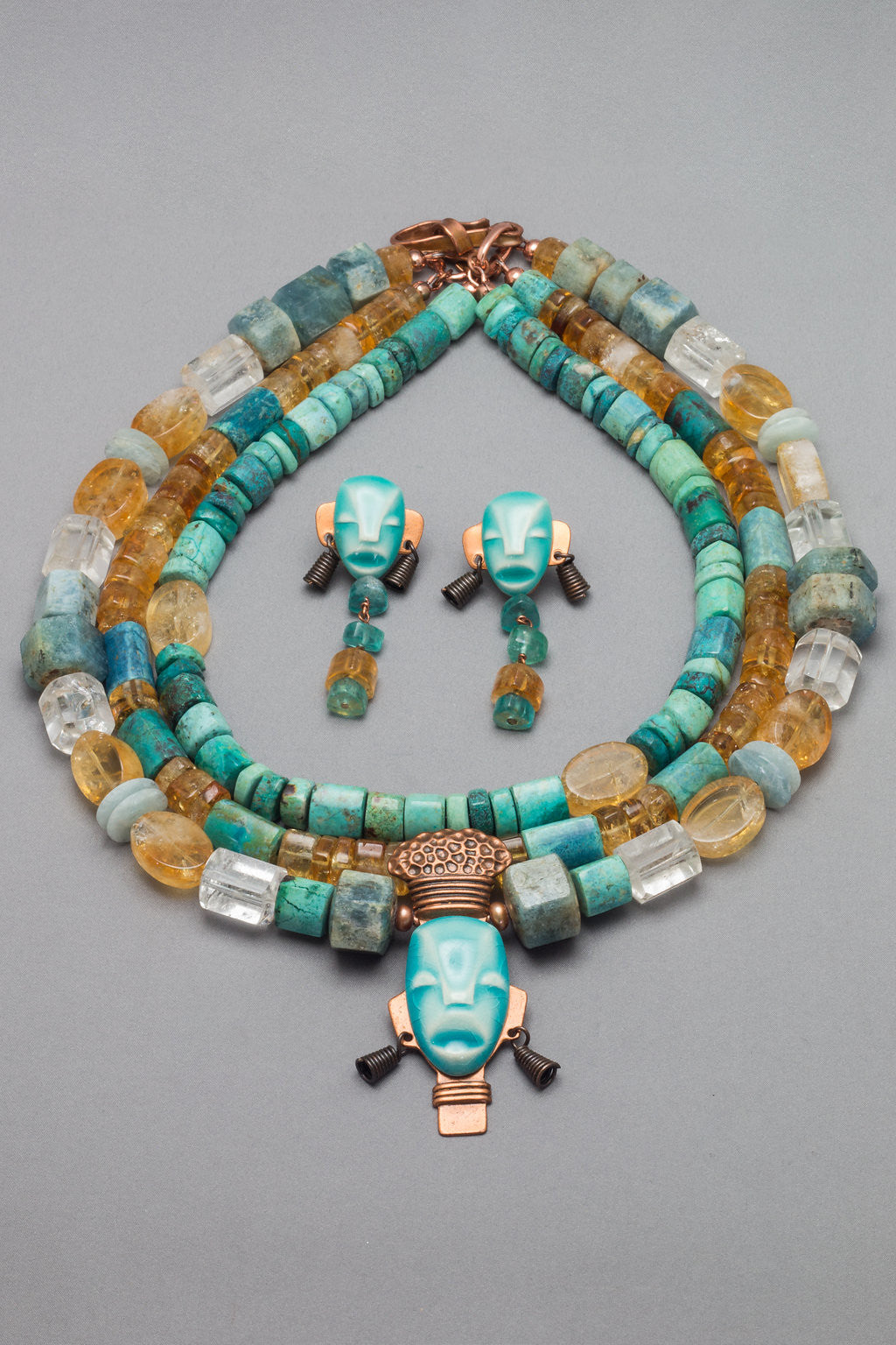 African Prince Necklace