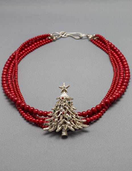 Red Coral Christmas