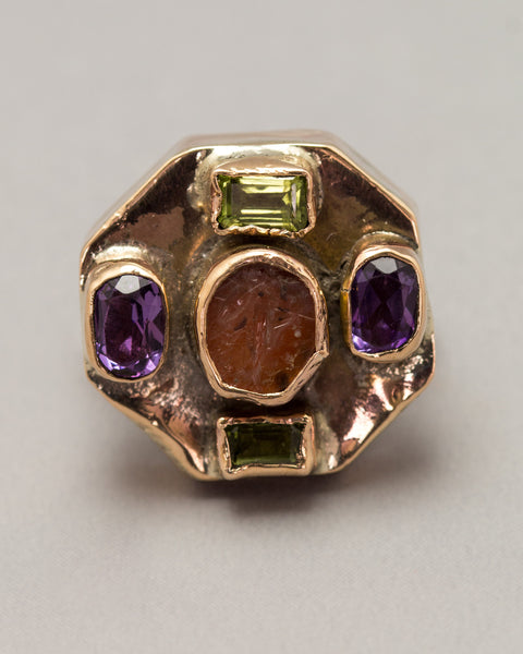 Magnificent Minerva Ring