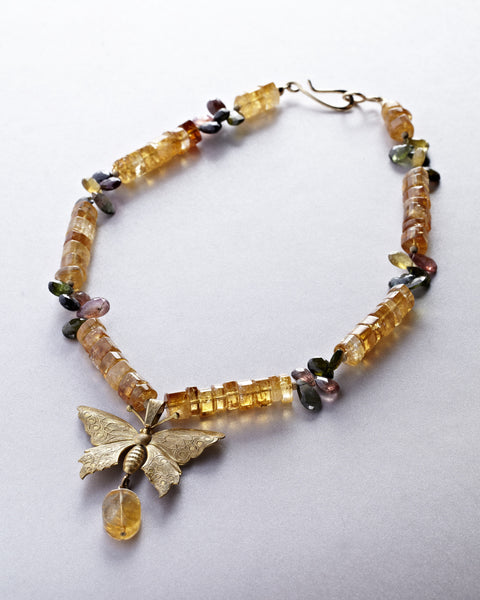 Haskell Citrine Butterfly