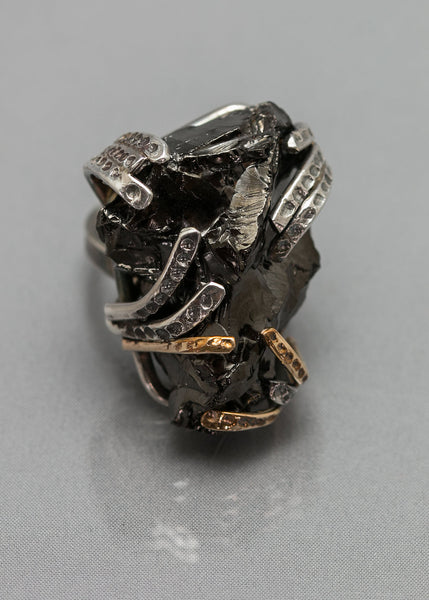 Magical Shungite Ring