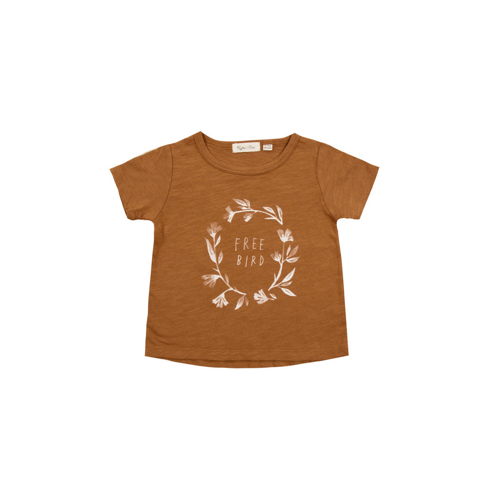 Rylee and Cru Free Bird Tee