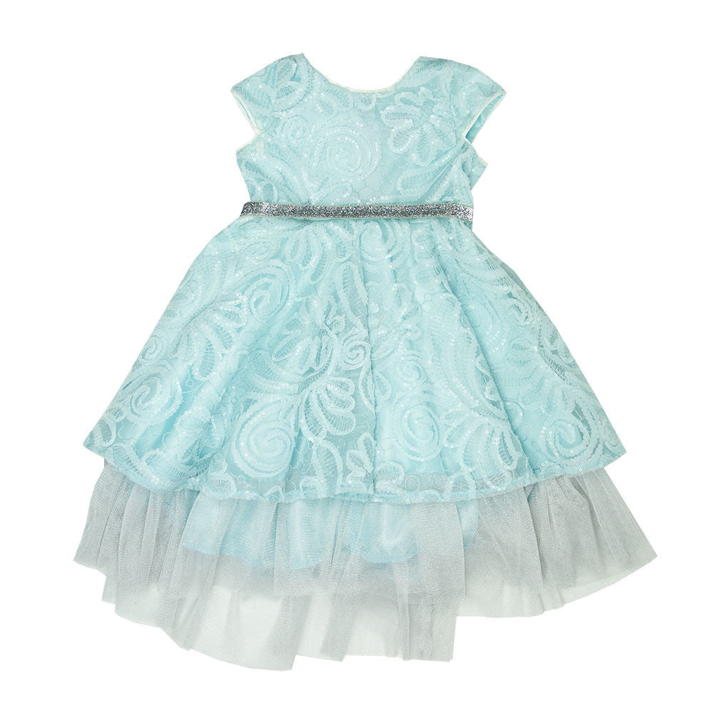 Haute Baby Elsa's Magic Dress