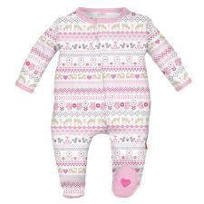 Magnificent Baby Girl's Footie (more options)