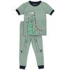 Petit Lem Play Pretend Dino Pajama Infant