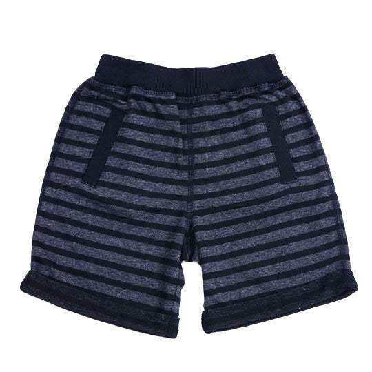 Kapital K Stripe French Terry Short