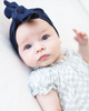 Blue Eyed Baby Couture Dark Denim Headband