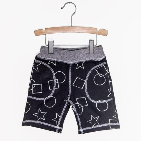 Bitz Kids Geo Knit Shorts