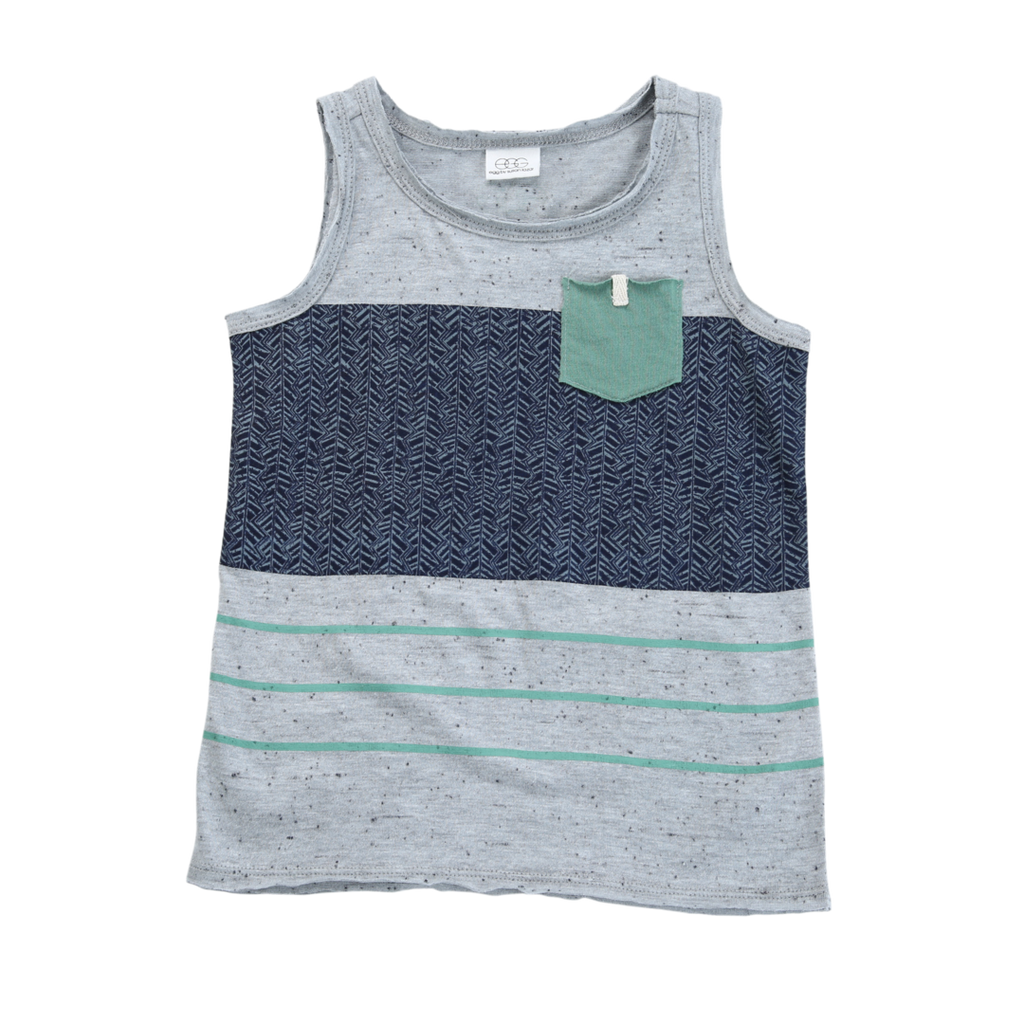Egg Jacob Tank Top