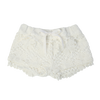 Egg Ivory Terri Crochet Shorts Toddler