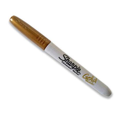 Gold Sharpie