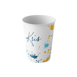kids artist custom cup 6 oz tumbler with name