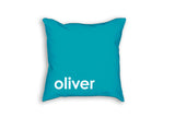 Kids name pillow personalized kids room decor gift