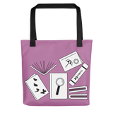 Bag for books tote bag book nerd gift