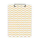 Pencil clipboard personalized teacher gift pencil chevron appreciation gift for teachers