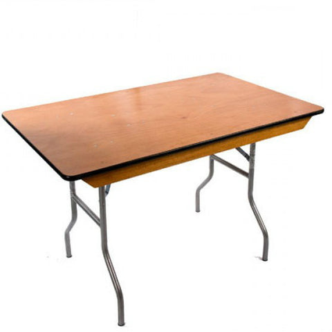 Folding Tables (No Linens)