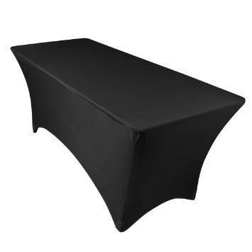 Folding Tables with Linens