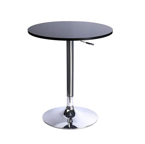 Modern Bar/Bistro Table (Adjustable)