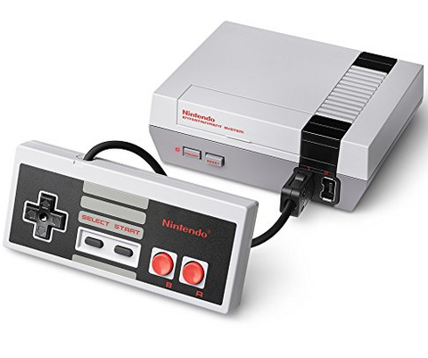 Nintendo Entertainment System - NES Classic