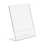 Acrylic Sign Holder for 8.5 x 11