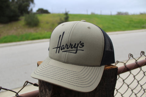Moss Green Trucker Hat