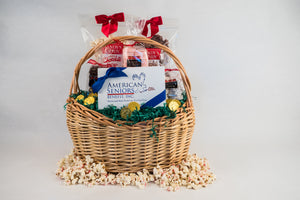 Holiday Gift Baskets personalized for clients, family, or occasion