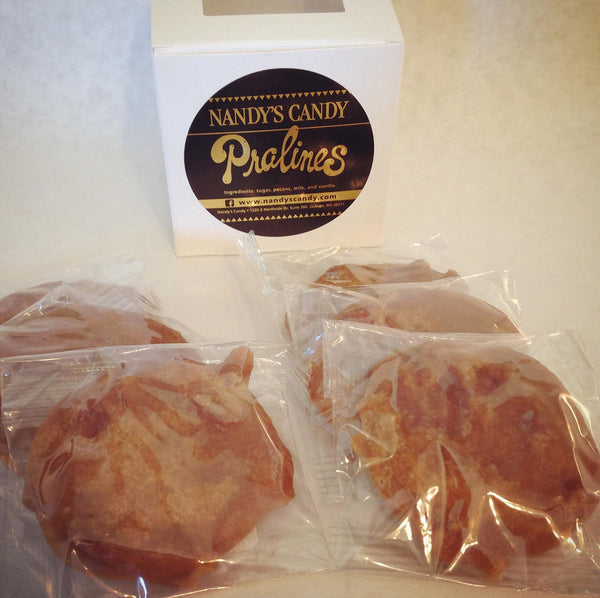 pralines in mississippi