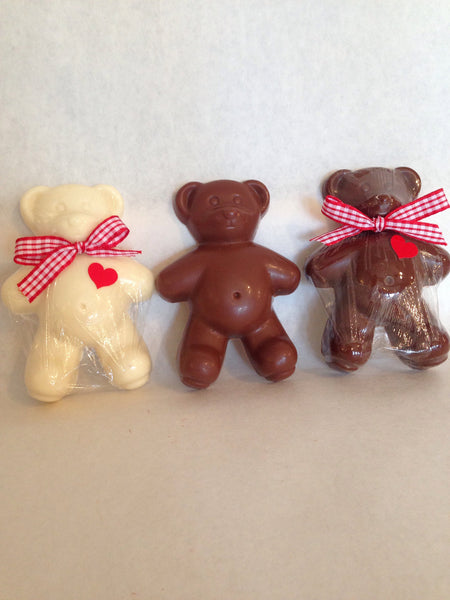 Chocolate Teddy Bear