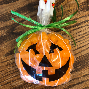 1/2 lb. Jelly Belly Pumpkin