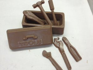 Milk Chocolate Tool Box