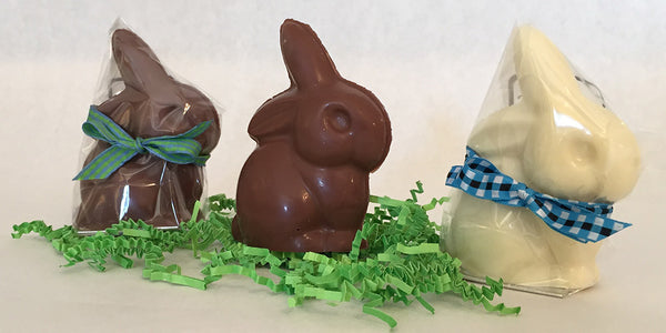 Solid Chocolate Bunny