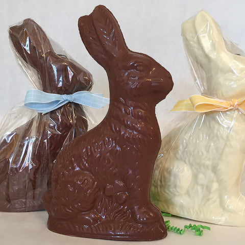 Chocolate Rabbit large