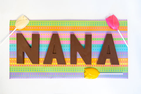 """Nana"" in Chocolate"