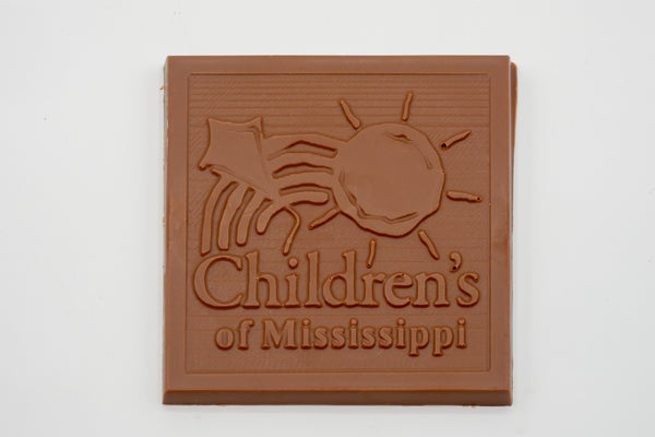 Children's of Mississippi Chocolate Bar