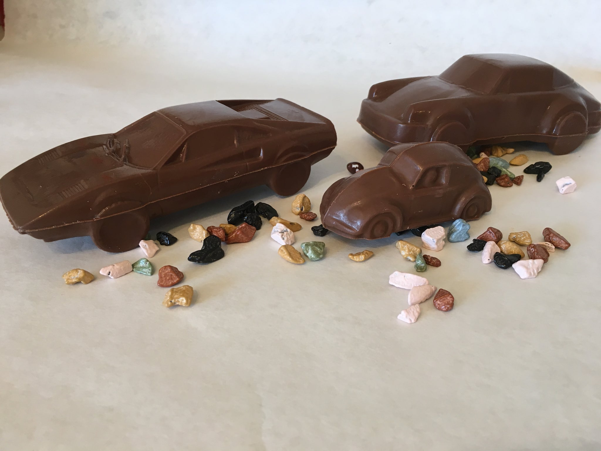 Chocolate Ferrari