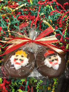 Nutcracker Chocolate Covered Oreos