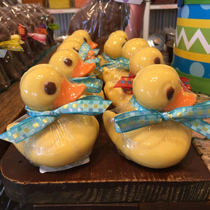 White Chocolate Duckie