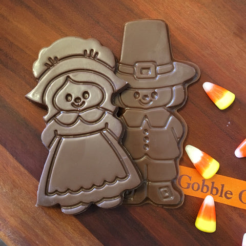 Chocolate Pilgrims