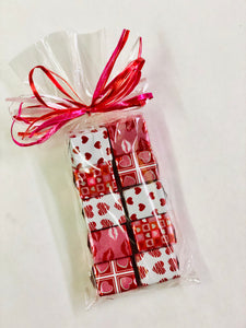 Valentine's Foil Wrapped Chocolates