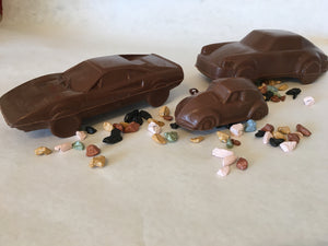 Chocolate Volkswagen Bug