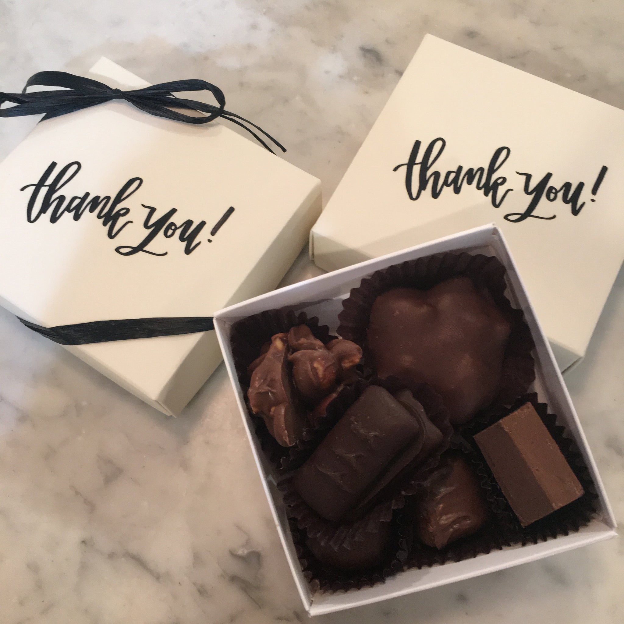 "Assorted Chocolates ""Thank You"" Box"
